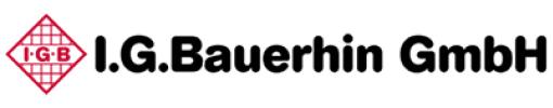 I.G.Bauerhin GmbH