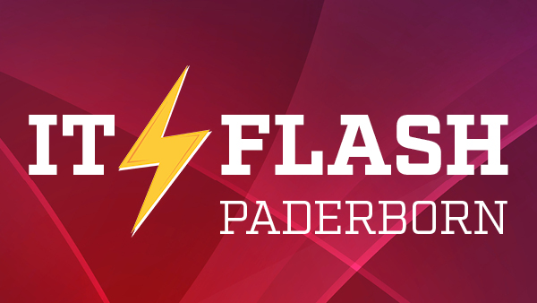 IT-Flash #8: Impulsvorträge und Networking in Paderborn - Preview image