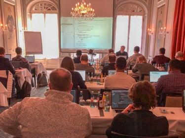 Effektives Arbeiten mit Legacy Code: itemis-Workshops mit Michael Feathers