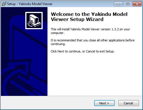 Installing YAKINDU Model Viewer